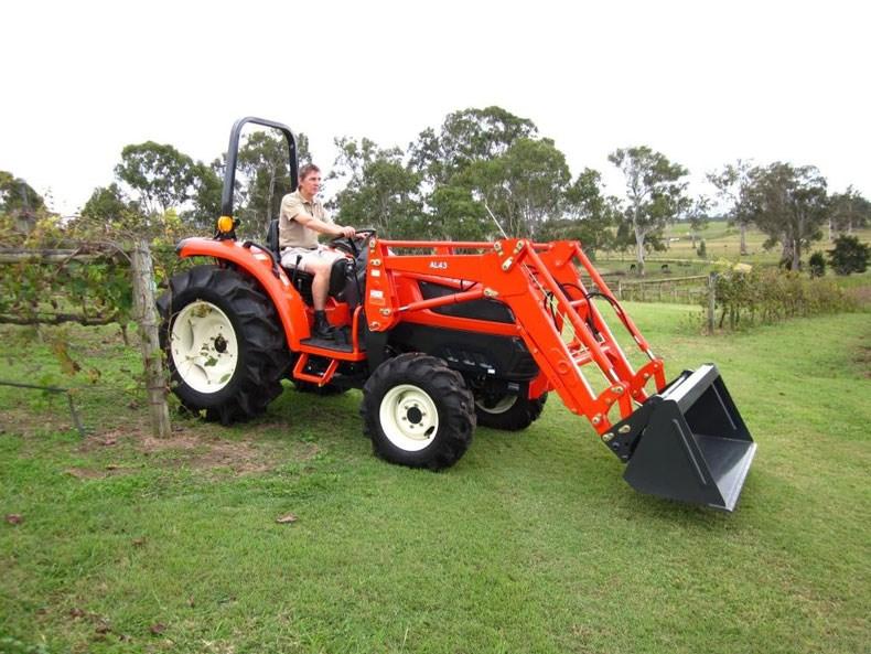 New KIOTI EX50-HST Tractors for sale