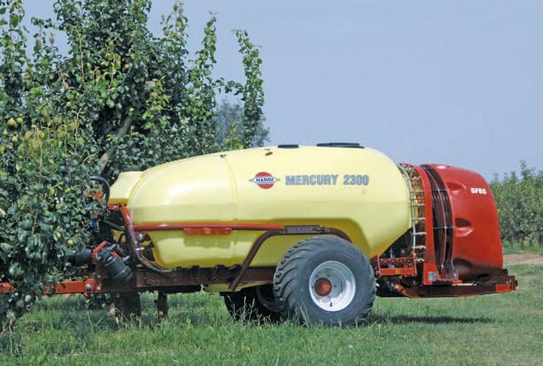 New HARDI MERCURY 3000 Sprayers for sale