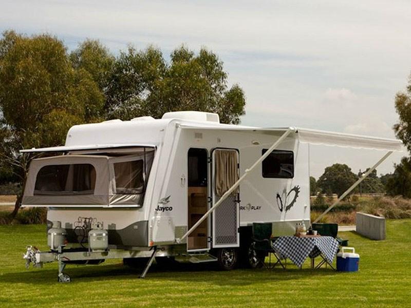 New Jayco Work N Play 17 51 2 Ob Caravans For Sale