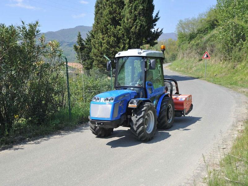 New BCS VALIANT 550 AR Tractors for sale