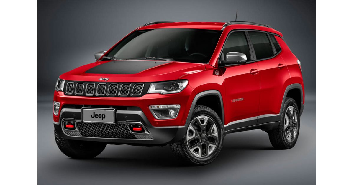 2017 jeep compass trailhawk details emerge. Black Bedroom Furniture Sets. Home Design Ideas