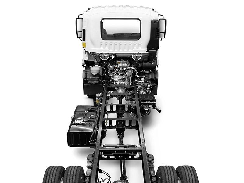 Isuzu 4hk1 Engine Specs