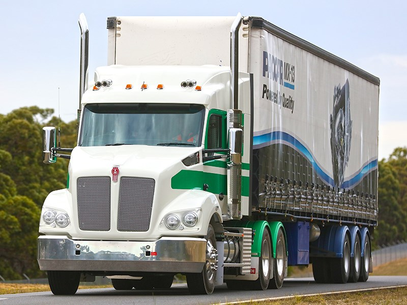 Kenworth T360 and T410 test drive | News
