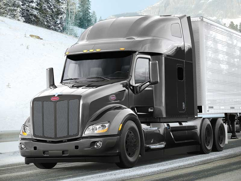Peterbilt Releases New Model 579 Ultraloft At Mats