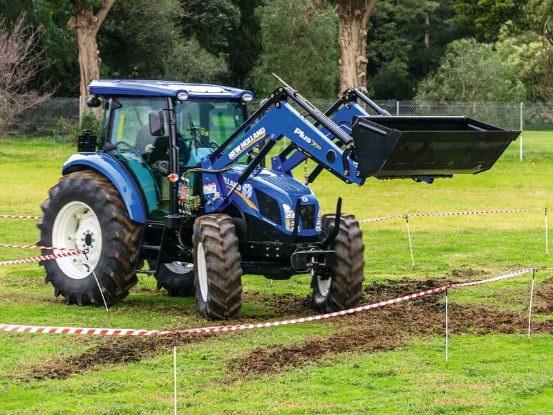 Top Tractor 2016: New Holland TD5 90