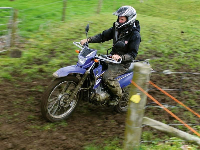 Yamaha Xtz125 Farm Bike Review