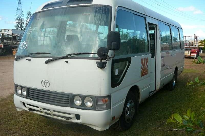 2000 TOYOTA COASTER 50 Series for sale
