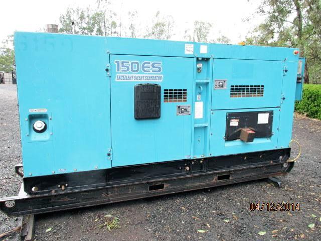 DENYO DCA-150 ESK for sale