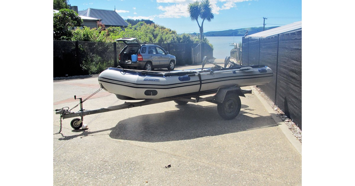Inflatable Boats for Sale in New Zealand