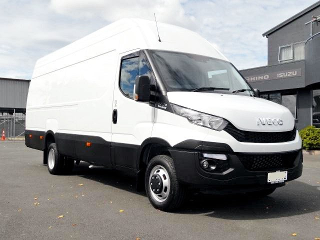 61a1eabeb3 2016 IVECO DAILY 50C21V 20M3 5 series for sale