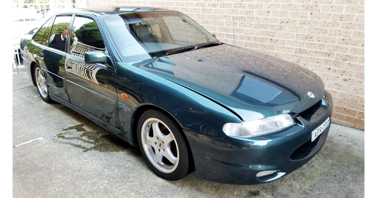 1996 HOLDEN HDT VS Aero for sale