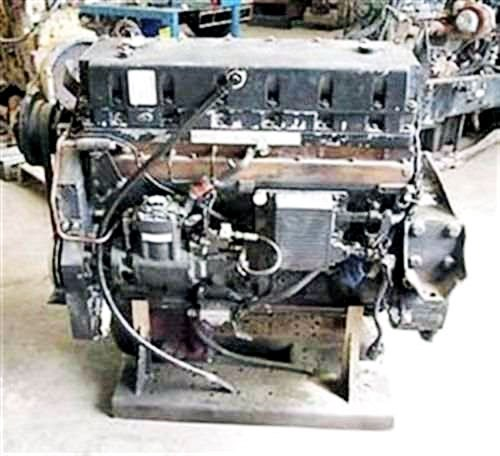 CUMMINS L10 AIR/AIR MECHANICAL for sale