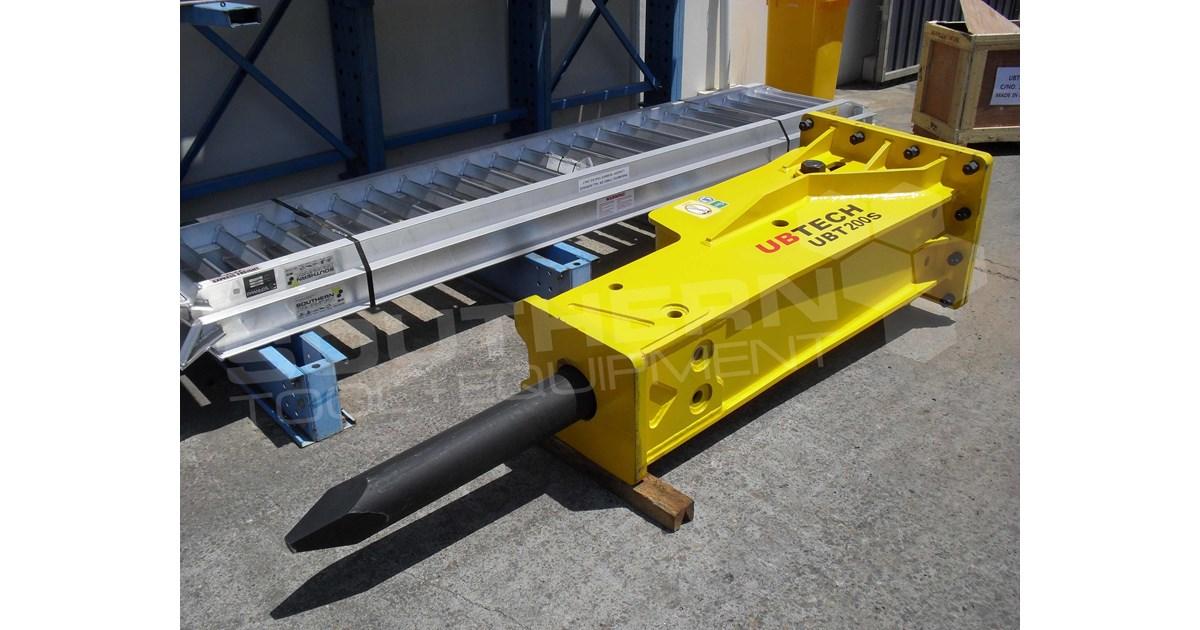 2019 UBTECH HAMMER UBT200S Silence Excavator Hydraulic Rock