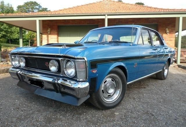 1970 FORD FALCON XW GTHO Phase 2 for sale