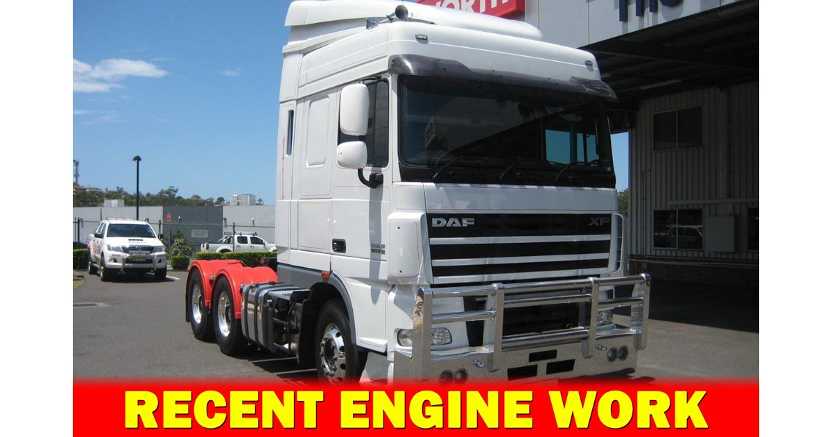 DAF XF105 for sale