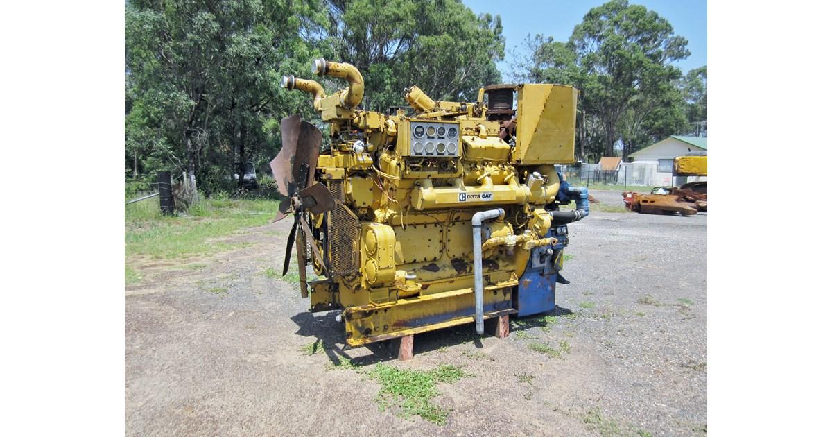 CATERPILLAR D379B for sale