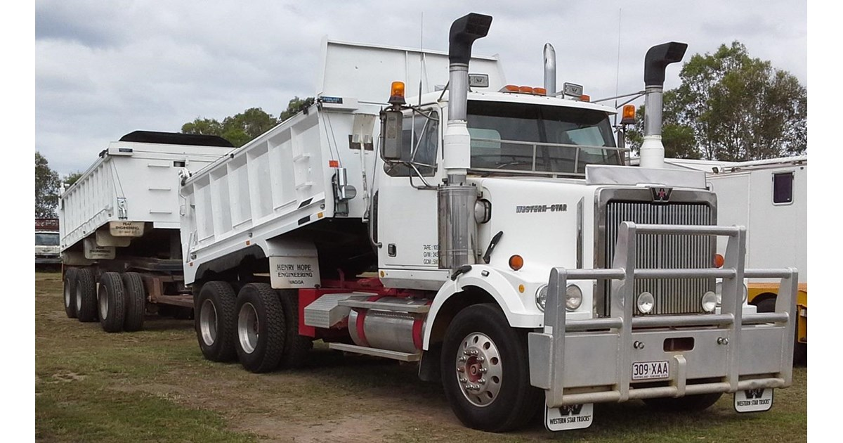 2005 WESTERN STAR 4800 FX for sale
