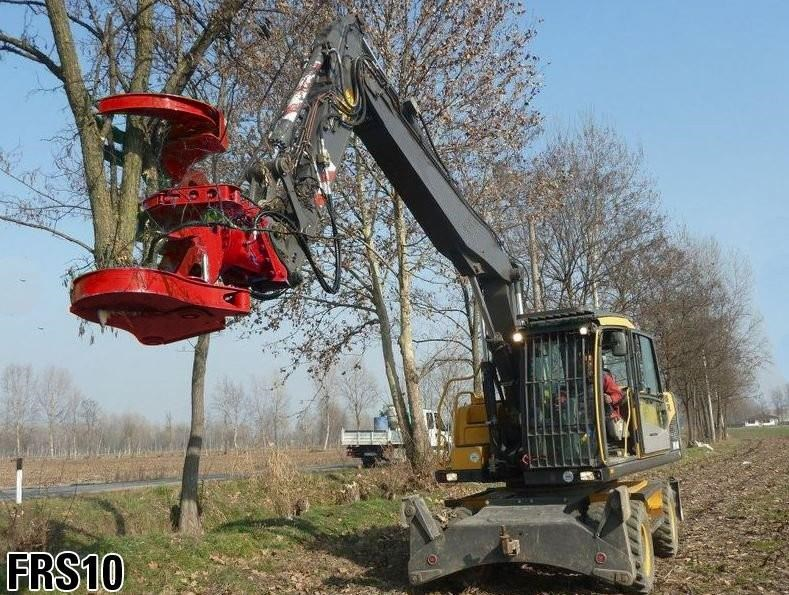 2018 FECON FRS Exc / Skid Steer Tree Shears for sale