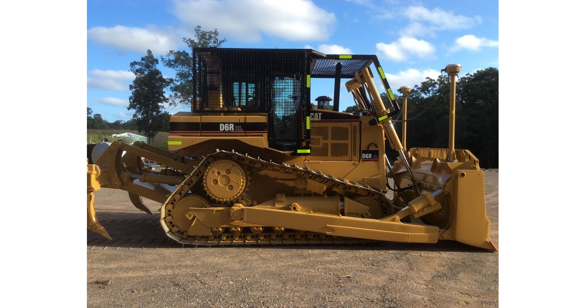 2008 CATERPILLAR D6R XL 111 for sale