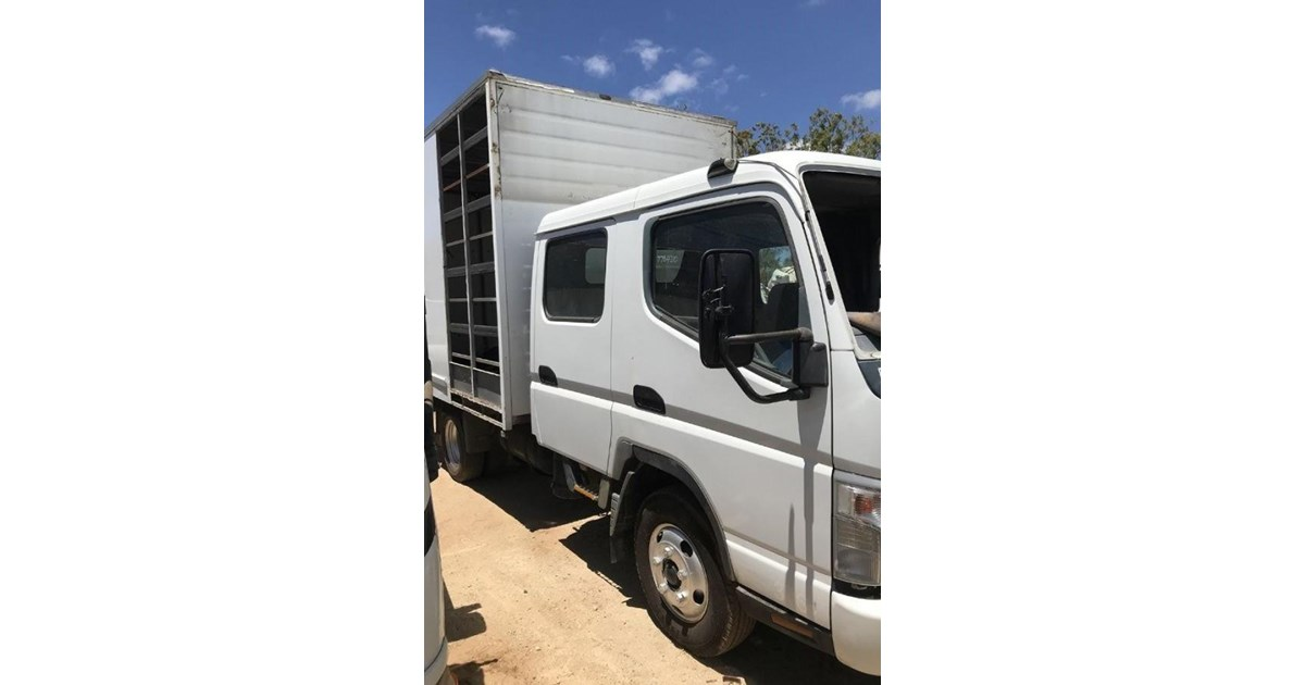 2005 FUSO CANTER FE84 700/800 for sale
