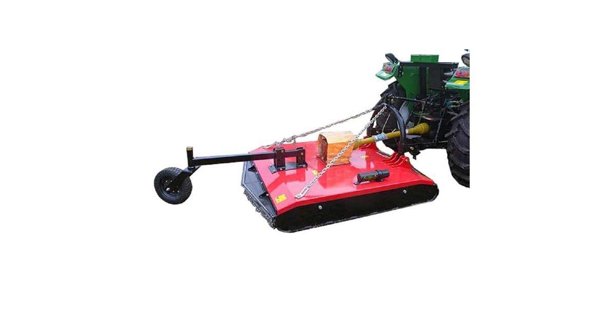 MULTIQUIP TRACTOR SLASHER 4 FT HEAVY DUTY 1180 MM CUT WITH