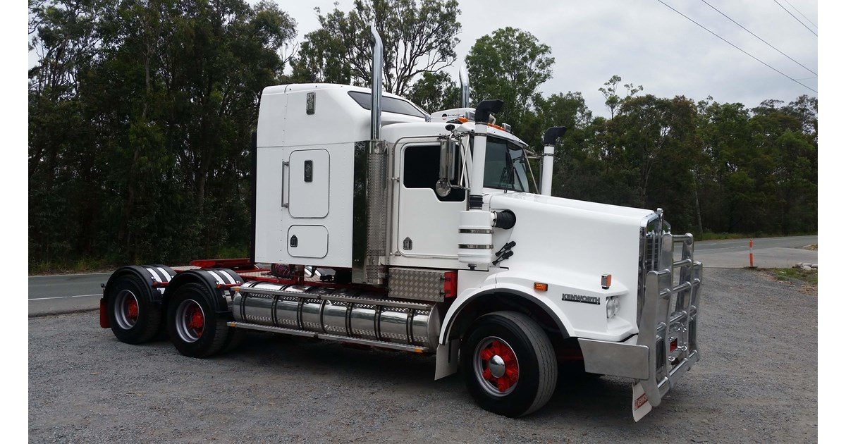 2009 KENWORTH T658 for sale