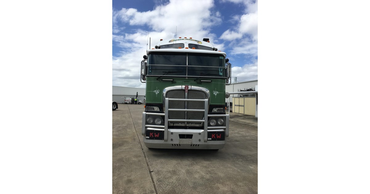 2014 KENWORTH K200 for sale