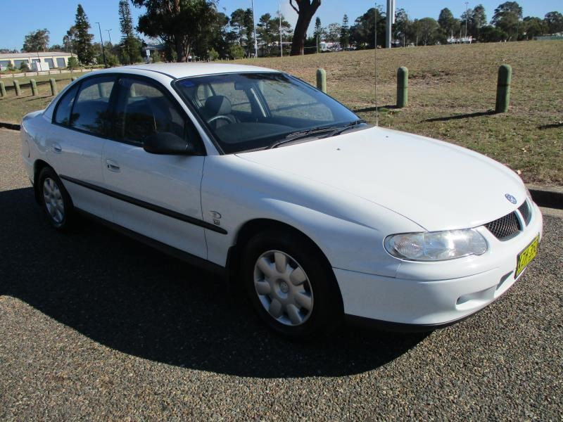 2002 HOLDEN COMMODORE VX SERIES II for sale