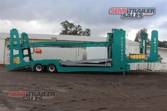 2008 J SMITH & SONS SEMI 7 Car Carrier for sale
