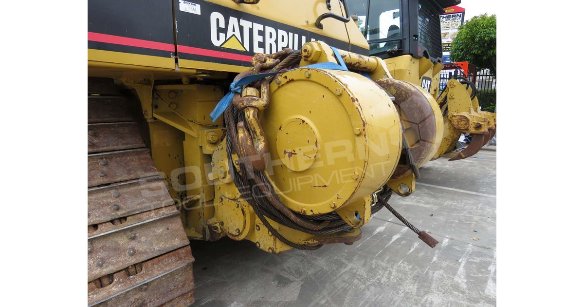 PACCAR PA55 CAT D5N XL Dozers Winch for sale