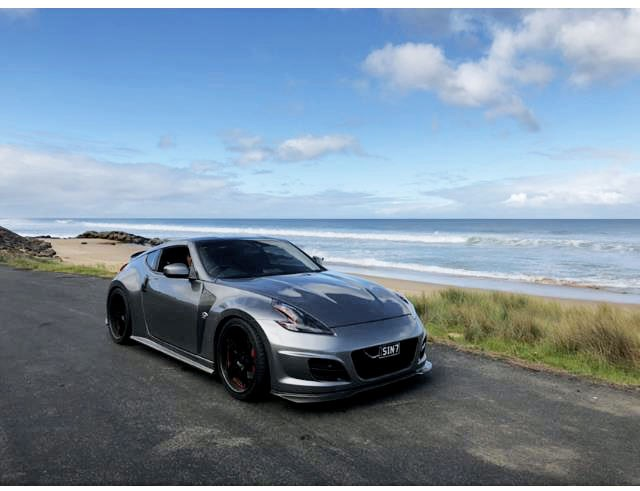 2014 NISSAN 370Z for sale