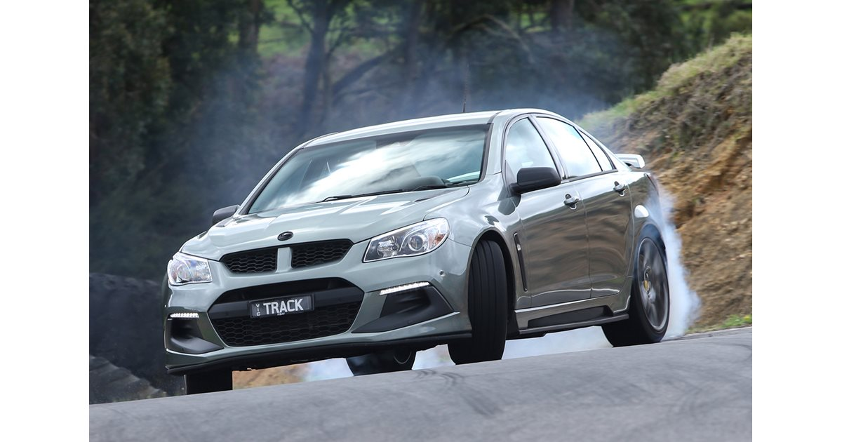 hsv clubsport r8 track edition review motor
