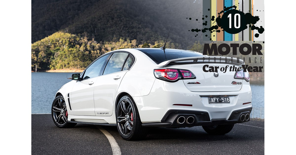 hsv clubsport r8 lsa performance car of the year 2017 10