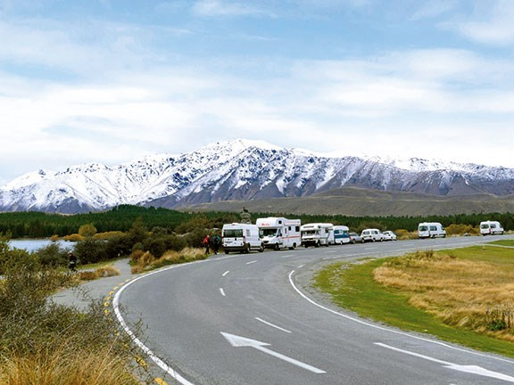Everything you should know about campervan travel in new zealand.