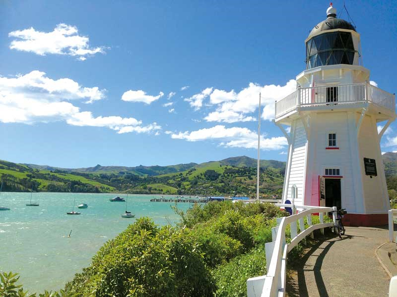 Freedom C&ing In Akaroa & Lighthouse Lighting Christchurch - Democraciaejustica