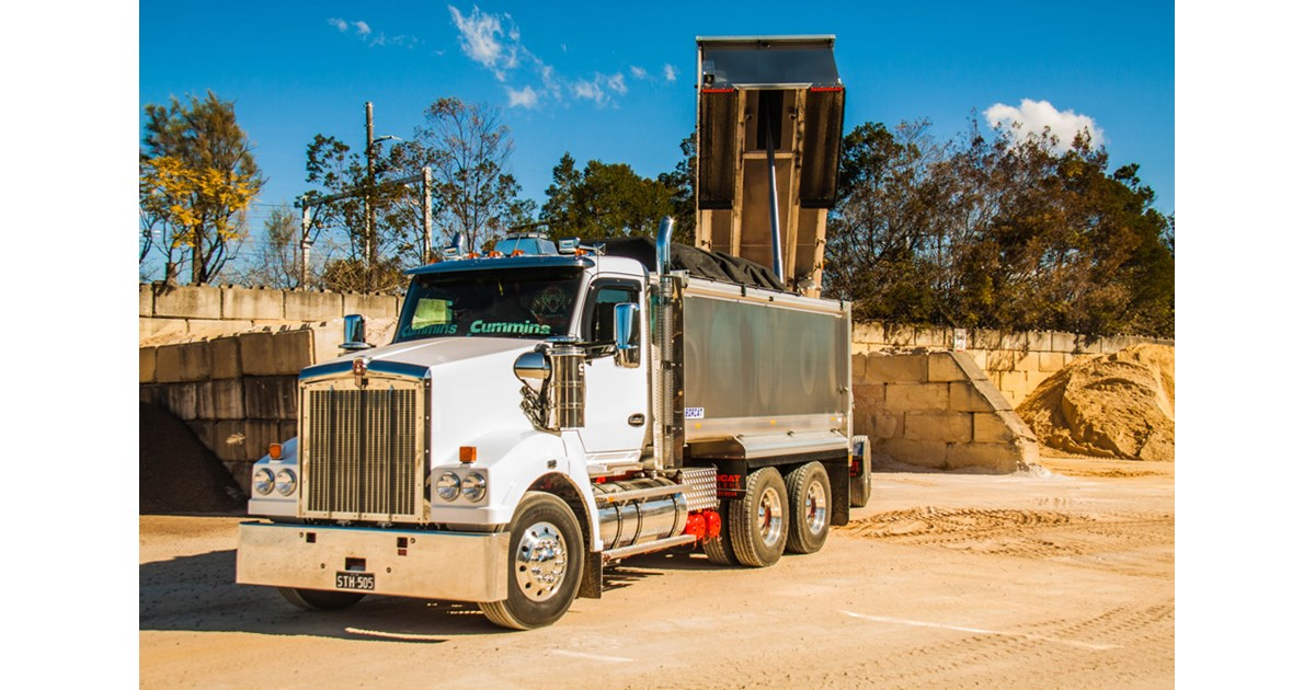 4223b0a17c Kenworth T610 SAR  The definitive Scotty Douglas review