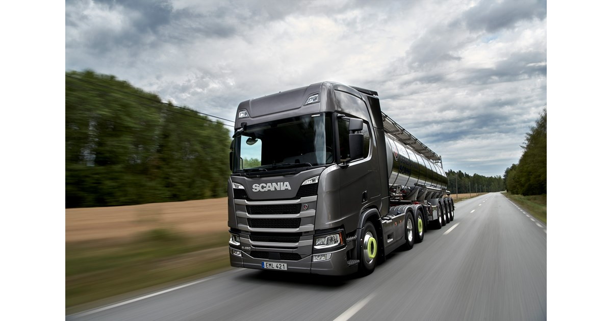 Scania tops Euro truck test again | News
