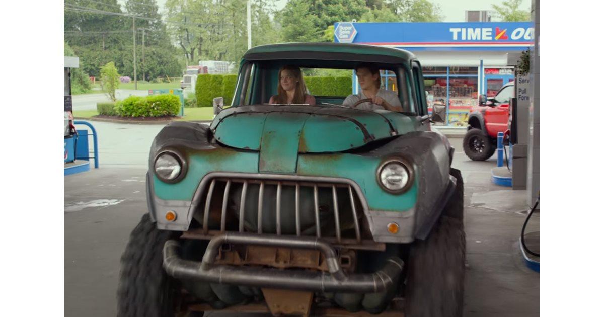 ripper car movies  monster trucks