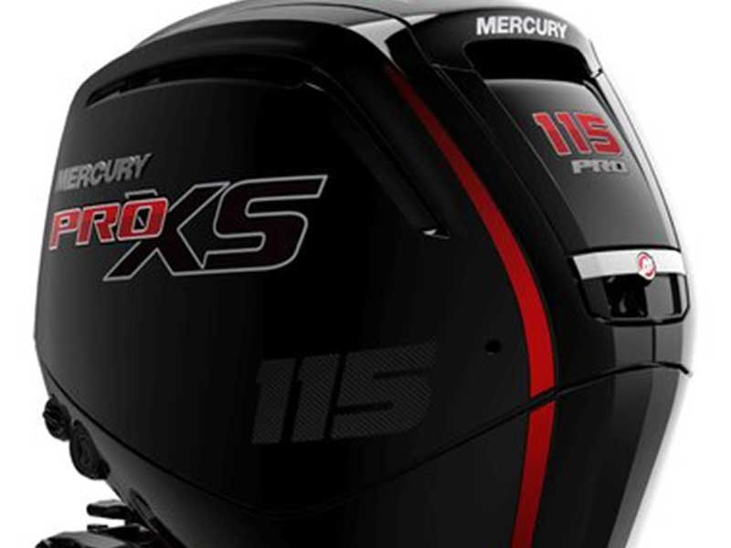 New Mercury four stroke is lighter than ever