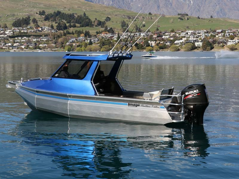 Image Boats 7 08m Pontoon Alloy review