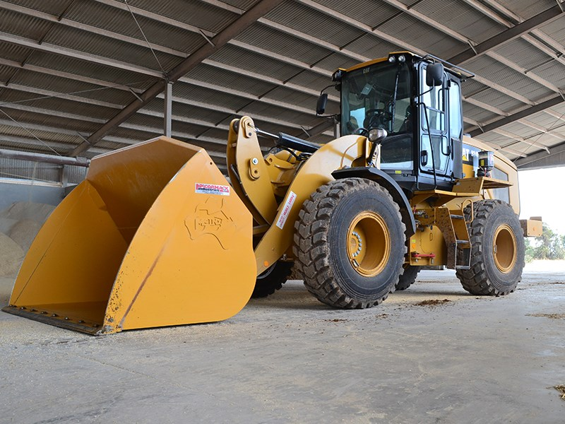 Review: Cat 924K wheel loader