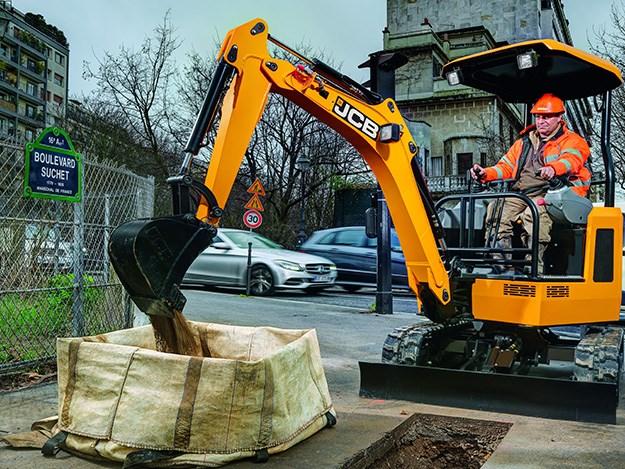 JCB 18Z and 19C mini excavators launched