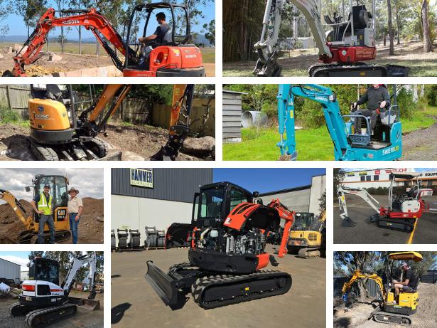 Best Mini Excavator 2019 The hottest mini excavators on the market | Review, Test & Specs