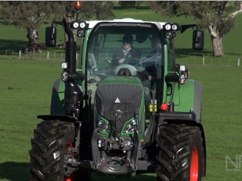 Atv For Sale >> Fendt 716 S4 Vario tractor review