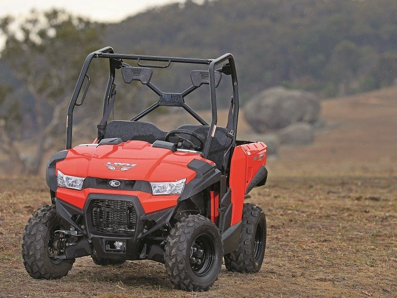 kymco uxv 450i utv review. Black Bedroom Furniture Sets. Home Design Ideas