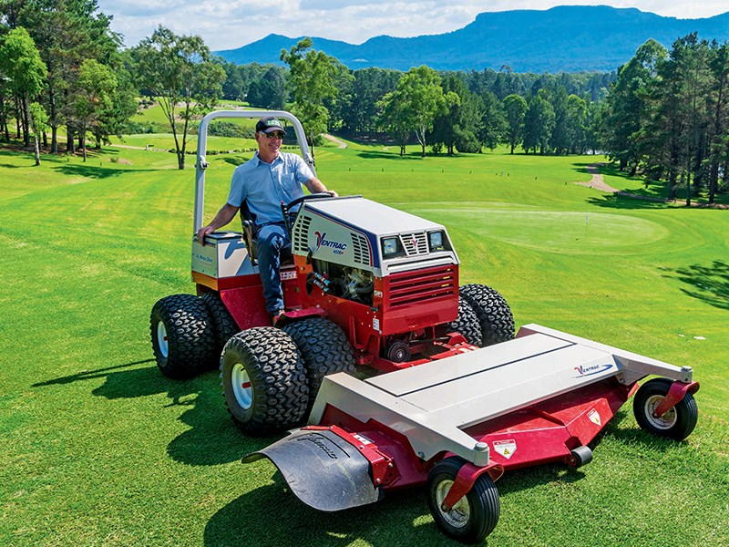 REVIEW: Ventrac 4500p tractor