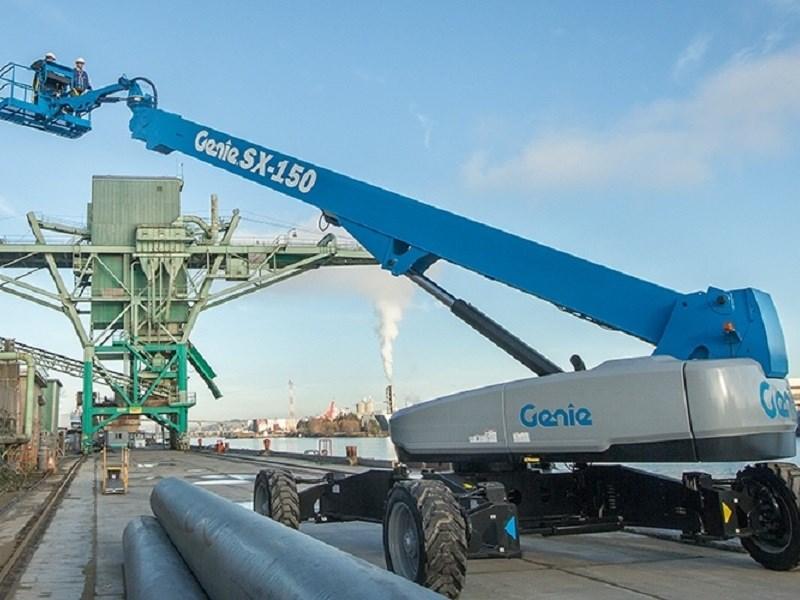 Genie announces 150ft boom lift