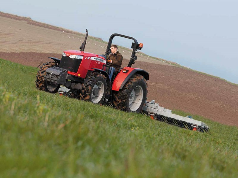 New MASSEY FERGUSON MF4707 Tractors for sale