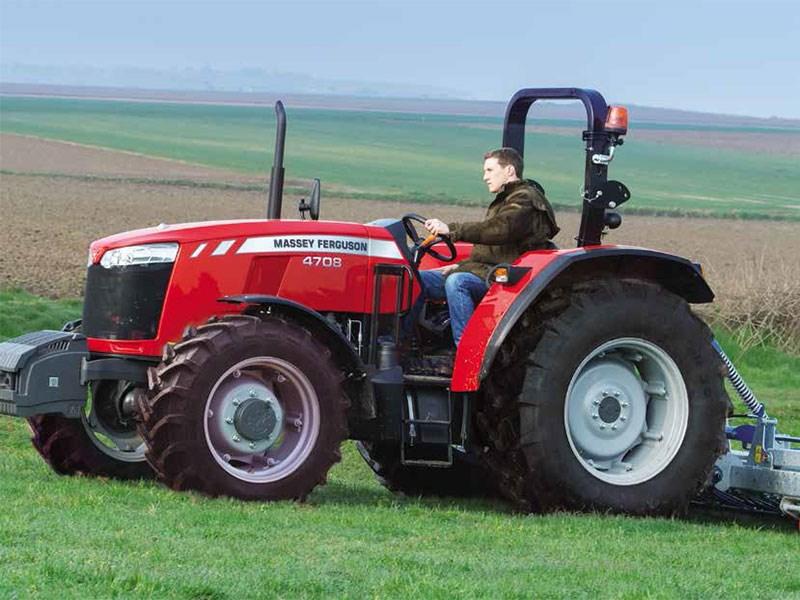 New Massey Ferguson Mf4708 Tractors For Sale