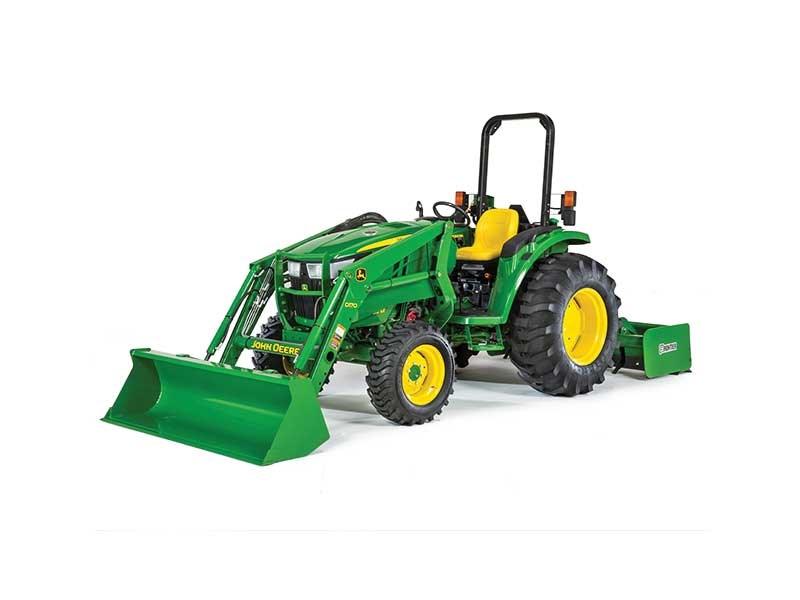 New John Deere 4066m 4wd Tractors For Sale